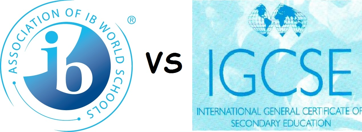 Image result for compare ib and igcse