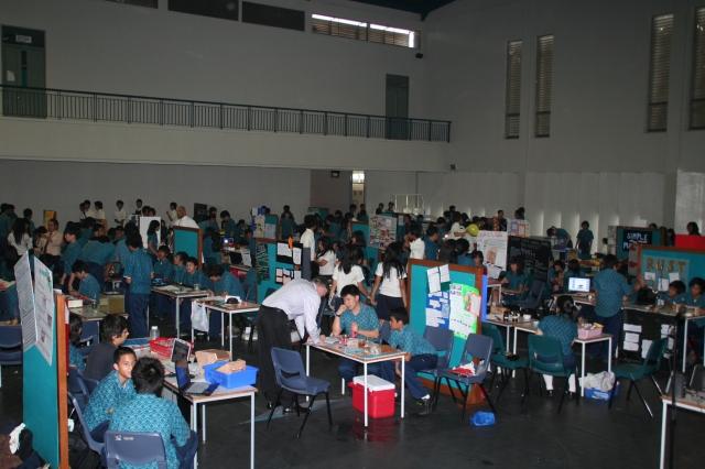 GJIS MYP Science Fair