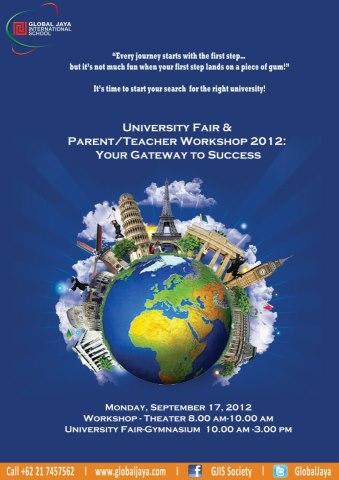 GJIS University Fair