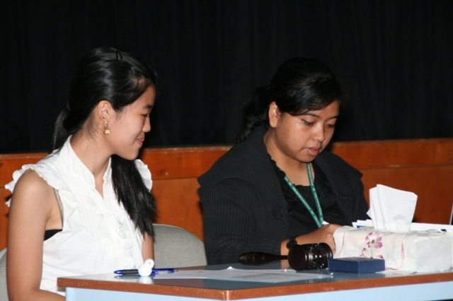 International Peace Day 2011 - Speech Competition