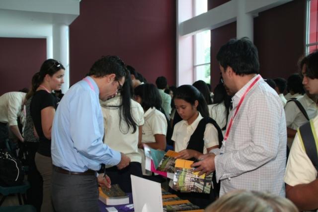 US University Fair Linden Group 2011