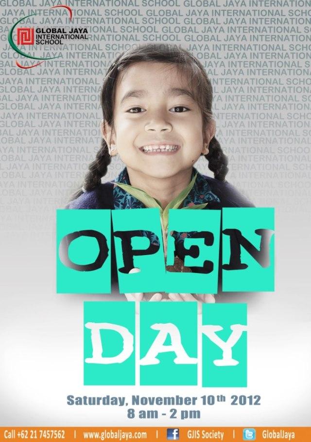 Global Jaya International School Open Day