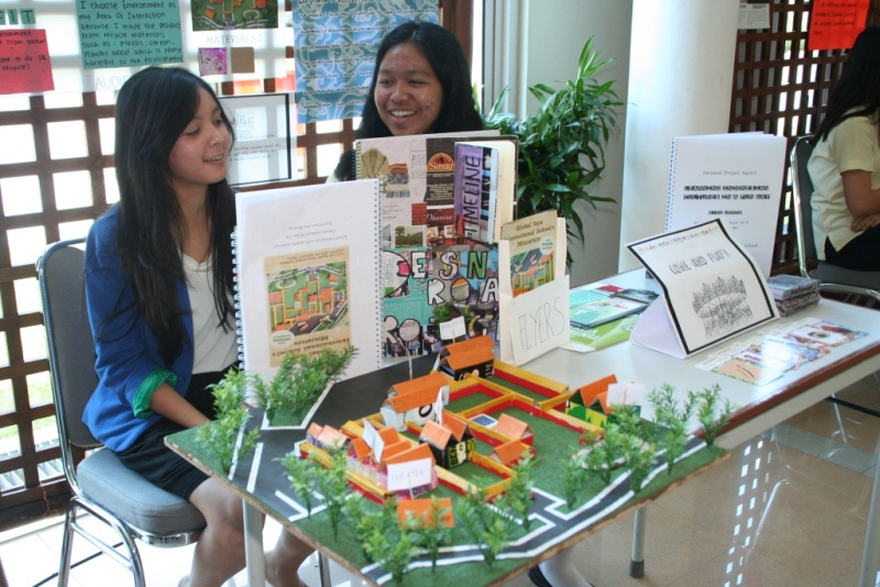 Gjis Personal Project Exhibition 2013 1 Teaching And Learning In Indonesia