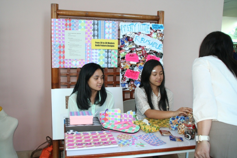 A Slideshow Of Gjis 2013 Personal Project Exhibition Teaching And Learning In Indonesia