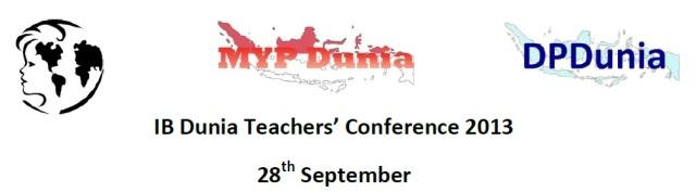 IB Teachers Conference 2013