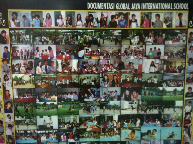 community and service MYP GJIS