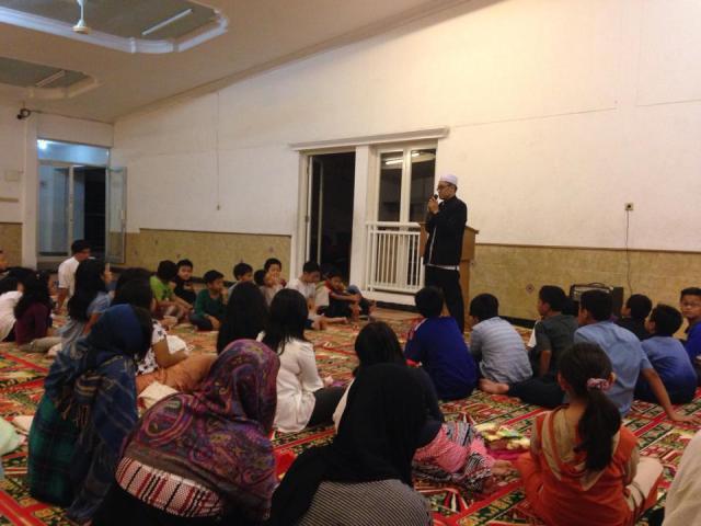 religious camp at Sekolah Victory Plus, best school in East Jakarta & Bekasi