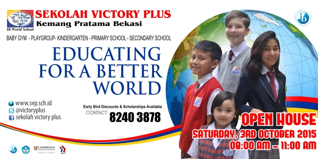 sekolah victory plus